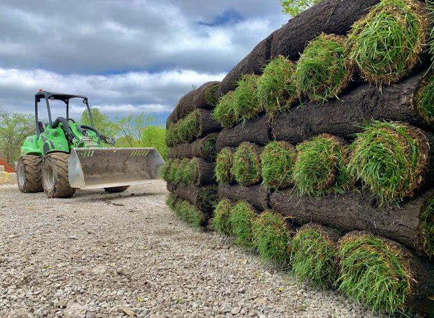 AAA Turf. Sod and Turf Farm. Sod For Sale. Grand Rapids MI.